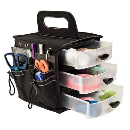 Advantus - All My Memories - Tote-Ally Cool Tools - Drawer Tote