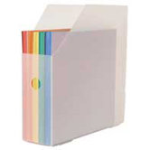 Cropper Hopper Paper Holder with 3 Dividers - 8x8