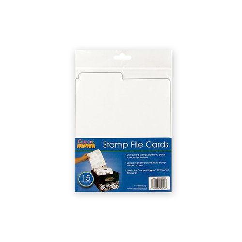 Cropper Hopper - Unmounted Stamp File Refill Pack