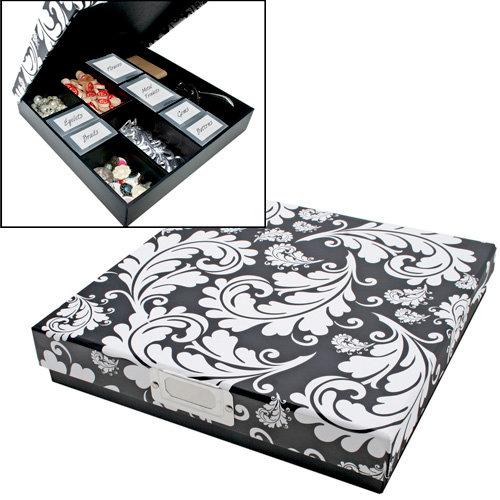 Cropper Hopper - Paperboard Embellishment Box