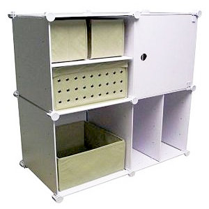 Cropper Hopper - Cubez Collection - 4 Cube Modular Expandable Kit - Premium