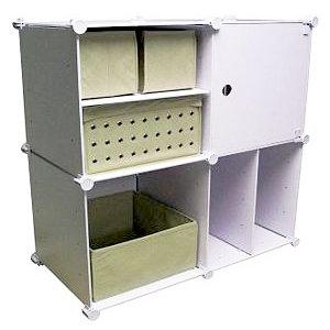Cropper Hopper - Cubez Collection - 4 Cube Modular Expandable Kit - Premium