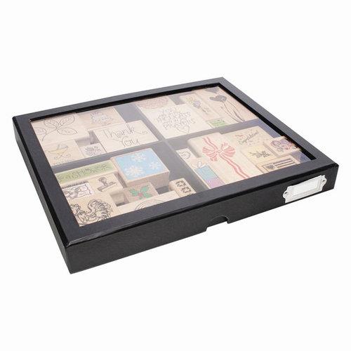 Cropper Hopper - Stamp Window