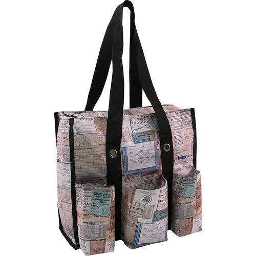 Advantus - Tim Holtz - Idea-ology Collection - Shoulder Tote - Documentation