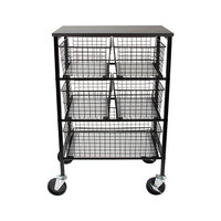 Idea-ology - Tim Holtz - Utility Basket Storage Cart