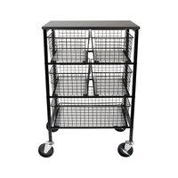 Idea-ology - Tim Holtz - Utility Basket Storage Cart