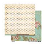 Cosmo Cricket - Sweet Disposition Collection - 12 x 12 Double Sided Paper - Hello