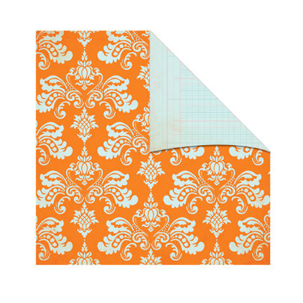 The Girls Paperie - Jubilee Collection - 12 x 12 Double Sided Paper - Hey Day