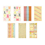 The Girls Paperie - Jubilee Collection - Sticker Pad - Market