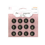The Girls Paperie - Jubilee Collection - Fabric Brads