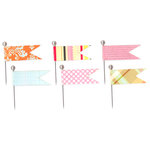 The Girls Paperie - Jubilee Collection - Pins - Pennant