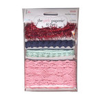 The Girls Paperie - Kitch Collection - Ribbon Trims - Market