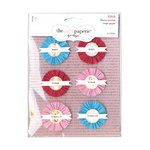 The Girls Paperie - Kitch Collection - Crepe Paper Flowers