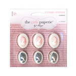 The Girls Paperie - Vintage Whimsy Collection - Cameos