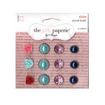 The Girls Paperie - Mix and Match Collection - Mixed Brads - Elsie
