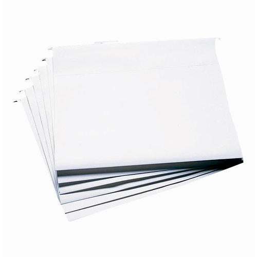 Cropper Hopper 12 x 12 Hanging File Folders (Clear - 6 pack)