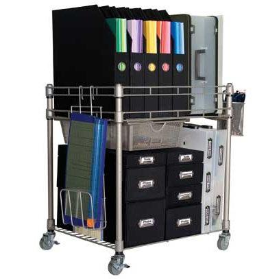 Advantus - Cropper Hopper - Lisa and Becky - Craft and Hobby Cart, CLEARANCE