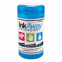 Advantus - Ink Away - Craft Cleaning Wipes