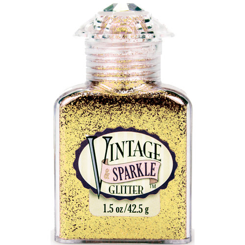 Advantus - Sulyn Industries - Vintage and Sparkle Glitter - Starlet