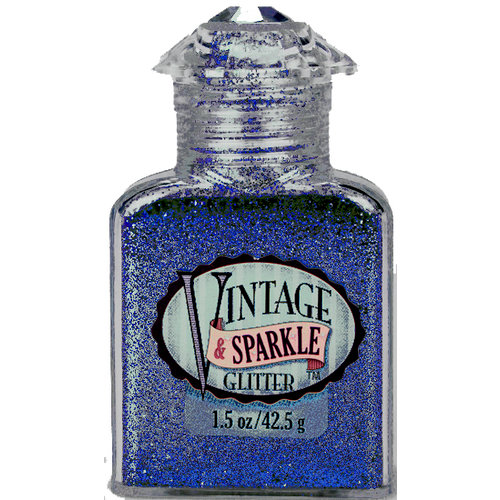 Advantus - Sulyn Industries - Vintage and Sparkle Glitter - Midnight Social