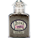 Advantus - Sulyn Industries - Vintage and Sparkle Glitter - Silent Film