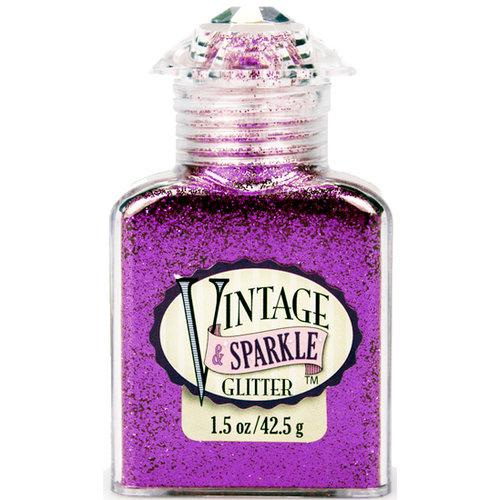 Advantus - Sulyn Industries - Vintage and Sparkle Glitter - Crushed Velvet