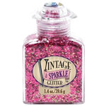 Advantus - Sulyn Industries - Vintage and Sparkle Tinsel Glitter - Gemstone