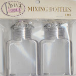Advantus - Sulyn Industries - Vintage and Sparkle Glitter - Mixing Bottles - 2 Pack