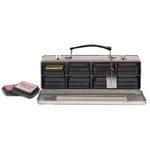 Advantus - Cropper Hopper - Tim Holtz - Distressed Stamp Pad Case - Tin