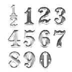 Advantus - Tim Holtz - Idea-ology - Numerals with Brads