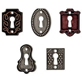 Advantus - Tim Holtz - Idea-ology - Keyholes