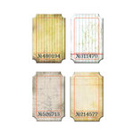 Tim Holtz - Idea-ology - Journaling Tickets