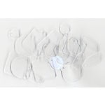 Tim Holtz - Idea-ology - Fragments - Clear Charms