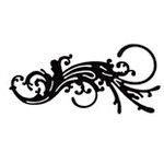 Advantus - Cropper Hopper - Tim Holtz - Idea-ology - Mask - Flourish