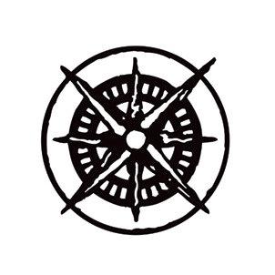 Advantus - Tim Holtz - Idea-ology - Mini Mask - Compass