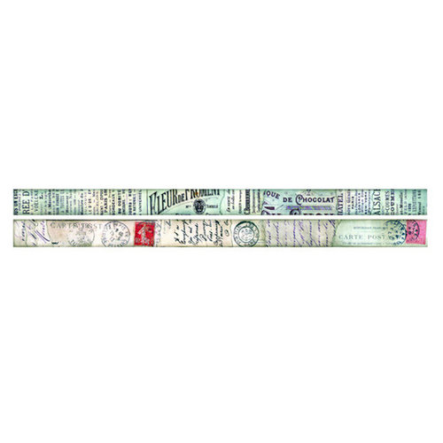 Advantus - Tim Holtz - Idea-ology Collection - Tissue Tape - Nostalgic