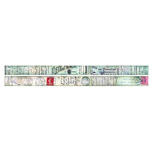 Advantus - Tim Holtz - Idea-ology Collection - Tissue Tape - Nostalgic