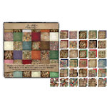 Advantus - Tim Holtz - Idea-ology Collection - 12 x 12 Paper Stash - Seasonal