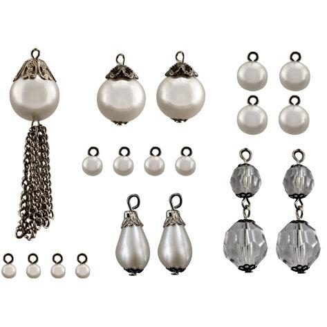 Advantus - Tim Holtz - Idea-ology Collection - Baubles