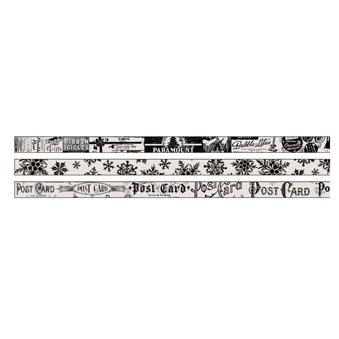 Advantus - Tim Holtz - Idea-ology Collection - Tissue Tape - Tidings