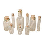 Advantus - Tim Holtz - Idea-ology Collection - Corked Vials