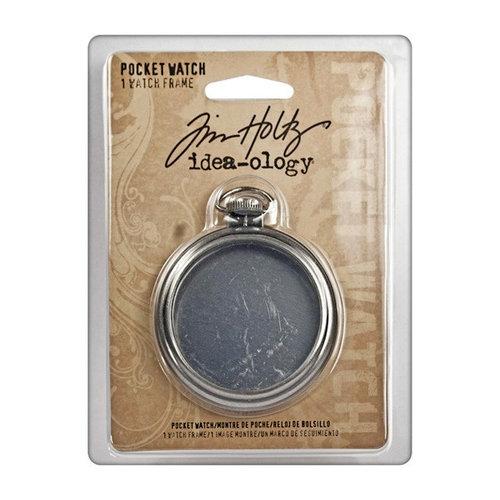 Advantus - Tim Holtz - Idea-ology Collection - Pocket Watch