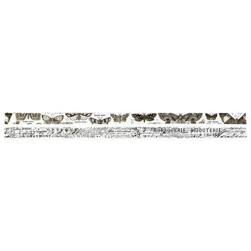 Advantus - Tim Holtz - Idea-ology Collection - Tissue Tape - Sketchbook