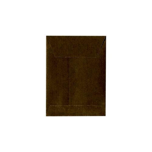 Advantus - Tim Holtz - Idea-ology Collection - Envelopes - Kraft Glassine - ATC