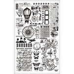 Tim Holtz - Idea-ology Collection - Remnant Rubs - Elements