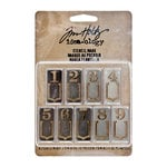 Tim Holtz - Idea-ology Collection - Stencil Marks