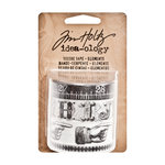 Tim Holtz - Idea-ology Collection - Tissue Tape - Elements