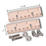 Tim Holtz - Idea-ology Collection - Ruler Binding