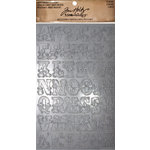 Tim Holtz - Idea-ology Collection - Industrious Stickers - Cirque