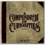 Tim Holtz - Idea-ology Collection - Compendium of Curiosities III Idea Book